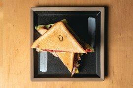 """Сэндвич """"Цезарь"""""""