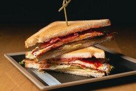 "Сэндвич ""Английский завтрак"""